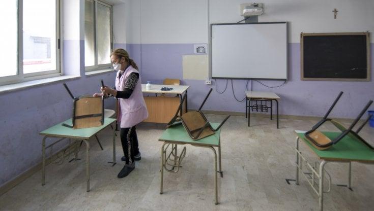 Le scuole e la pandemia: saltano mensa e servizi. Un terzo dei laboratori usati come aule - la Repubblica