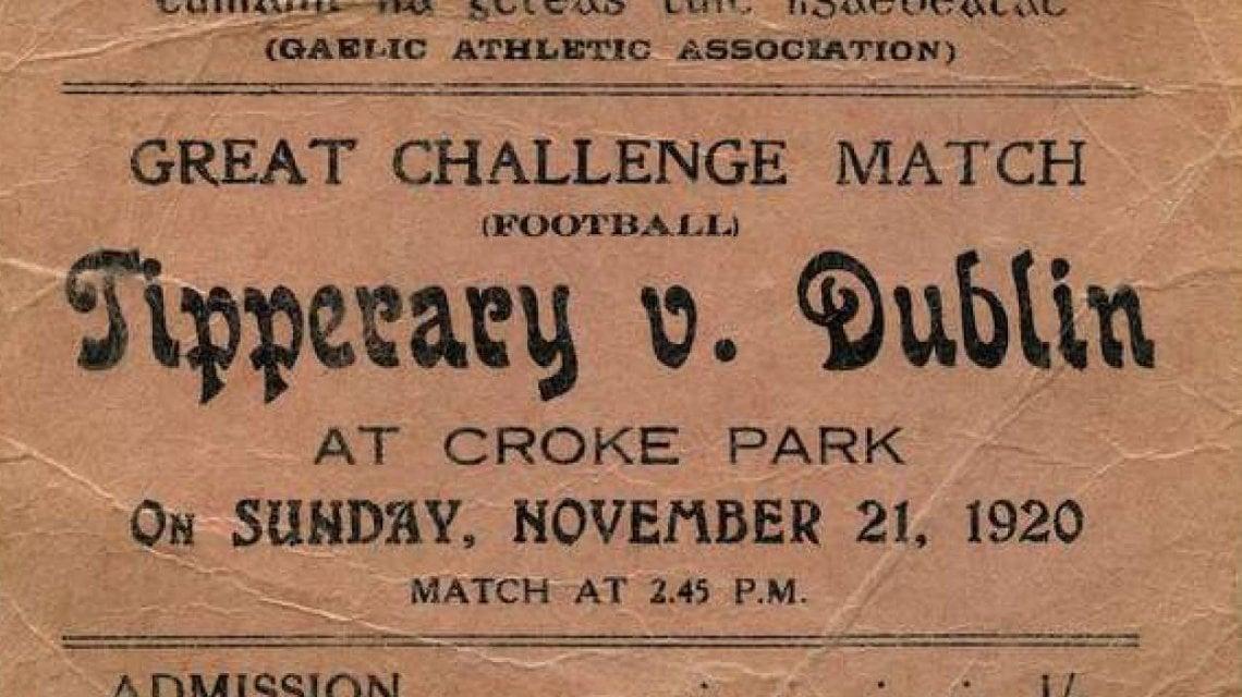 """160254662 3070d51f cddd 4055 9c5f adfc976bddf2 - Cent'anni dal primo Bloody Sunday che insanguinò l'Irlanda: """"Una violenza che ancora ci sconvolge"""""""