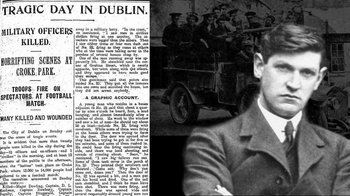 """160435663 c73e4b9b 5811 4291 8906 557634b456c4 - Cent'anni dal primo Bloody Sunday che insanguinò l'Irlanda: """"Una violenza che ancora ci sconvolge"""""""