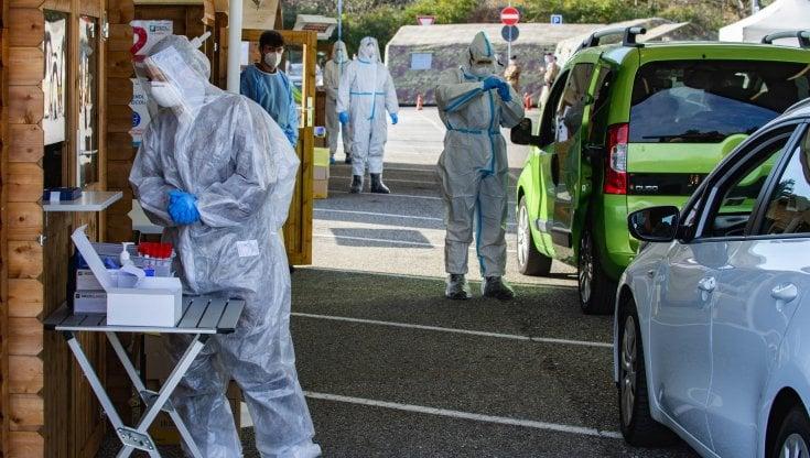 Coronavirus |  il bollettino di oggi 22 novembre |  28 337 nuovi positivi con 188 747 tamponi  Le vittime sono 562