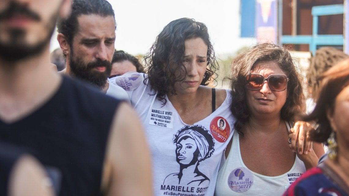 130839520 ee1a7e6a dd58 412b a77a c0c0c7335c80 - Brasile, la vedova di Marielle Franco eletta a Rio per continuare la battaglia dell'attivista uccisa