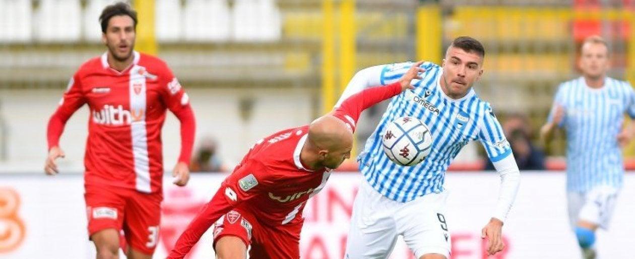 Coppa Italia: Spal-Monza 2-0, decidono Paloschi e Brignola