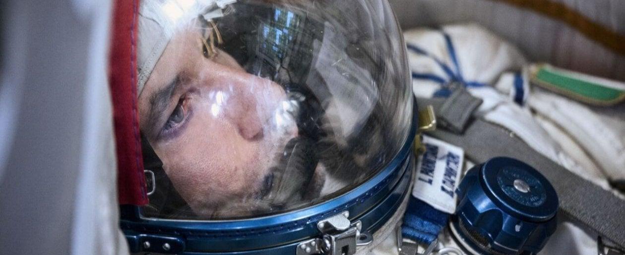 """La missione di Luca Parmitano diventa un film: """"Ecco perché dobbiamo andare sempre oltre"""""""