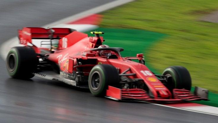 F1, Leclerc: Hamilton? E simpatico, ma non ci andrei mai in vacanza