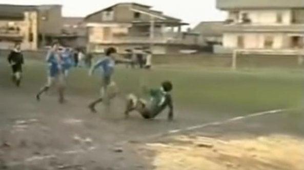 Quando Diego saltò tutti, nella partita sul fango che Ferlaino non voleva giocasse