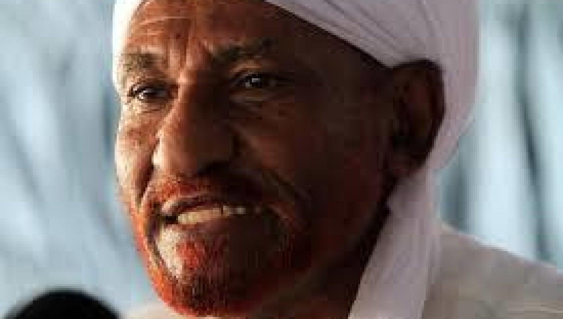 035730602 b8f8e822 d472 470b b4ac ebf8468b760a - Covid: Sudan, muore a 84 anni l'ex primo ministro Sadek al-Mahd