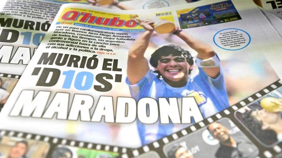 Maradona, il mito ribelle che donò la felicità alla mia infanzia