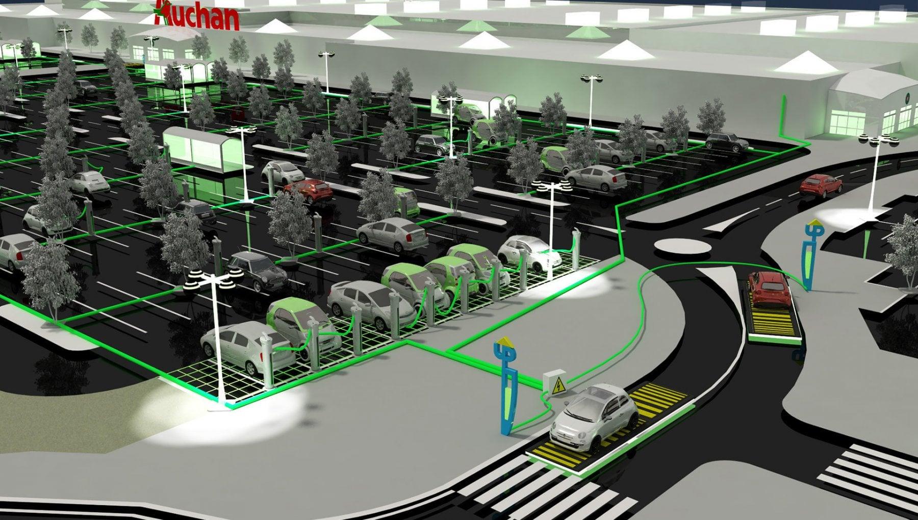 Rivoluzione Lybra, ecco come produrre energia dal passaggio delle auto - la  Repubblica