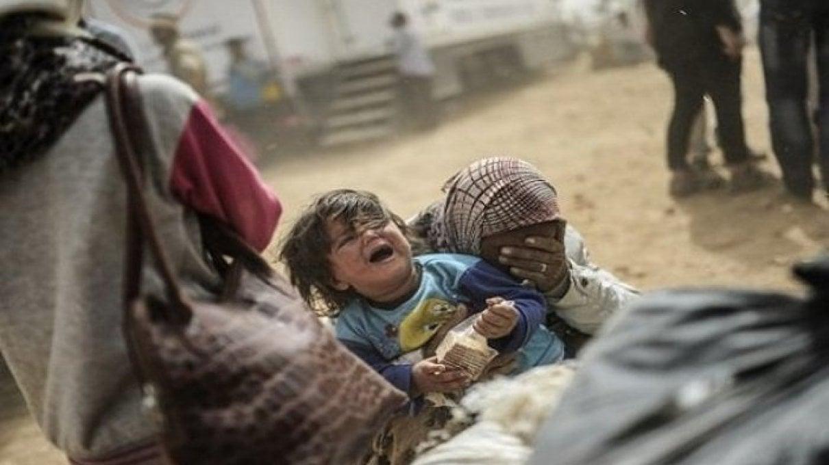 Siria, più di 125 bambini uccisi nel Nord Ovest, Etiopia in guerra: oltre 2 milioni di minori hanno bisogno di assistenza