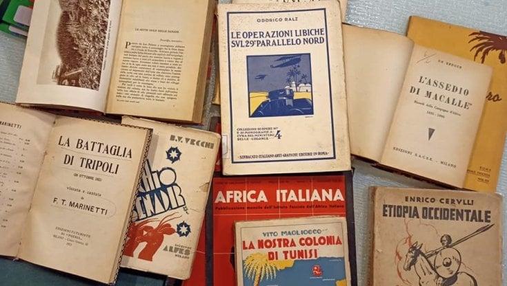 Roma, La biblioteca sulle conquiste coloniali italiane: la memoria e la conoscenza formano un'altra narrazione