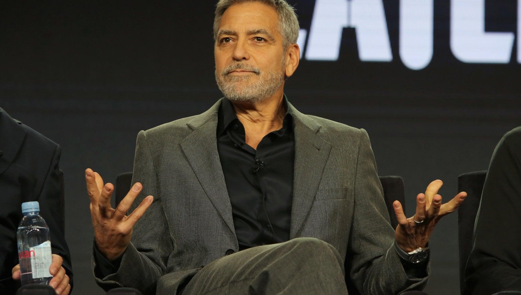 """170504843 8d1cae1d 04de 4cad b78a 398686f256ce - La sfida di Clooney a Orbán: """"In Ungheria rabbia e odio"""". La replica di Budapest: """"È consigliato da Soros"""""""