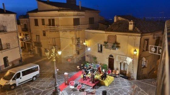 """Con """"ènostra"""" il Borgo di Biccari diventa una comunità energetica"""