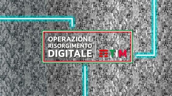 """TIM: """"Operazione Risorgimento Digitale"""" arriva in Liguria, 4 tappe per sostenere la trasformazione digitale del territorio"""