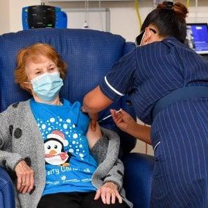 090641296 d8cecf29 67a0 4d51 aba4 bf2d5e065eac - Regno Unito: addio a William Shakespeare, il primo uomo a ricevere un vaccino anti-Covid