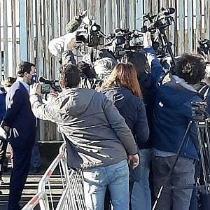 """094303933 6f7eb095 614c 44c9 9183 4ab3606816de - Processo Gregoretti, Toninelli contro Salvini: """"La scelta di far sbarcare i migranti è esclusiva competenza del ministro dell'Interno,"""""""