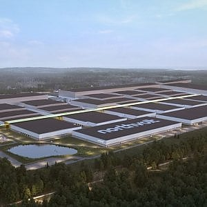 Quindici Giga-Factory in costruzione in Europa