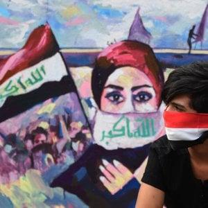091030642 f56b265e 3b36 48be ba25 42faa8c5011b - Iraq, assassinato l'attivista Ehab al-Wazni