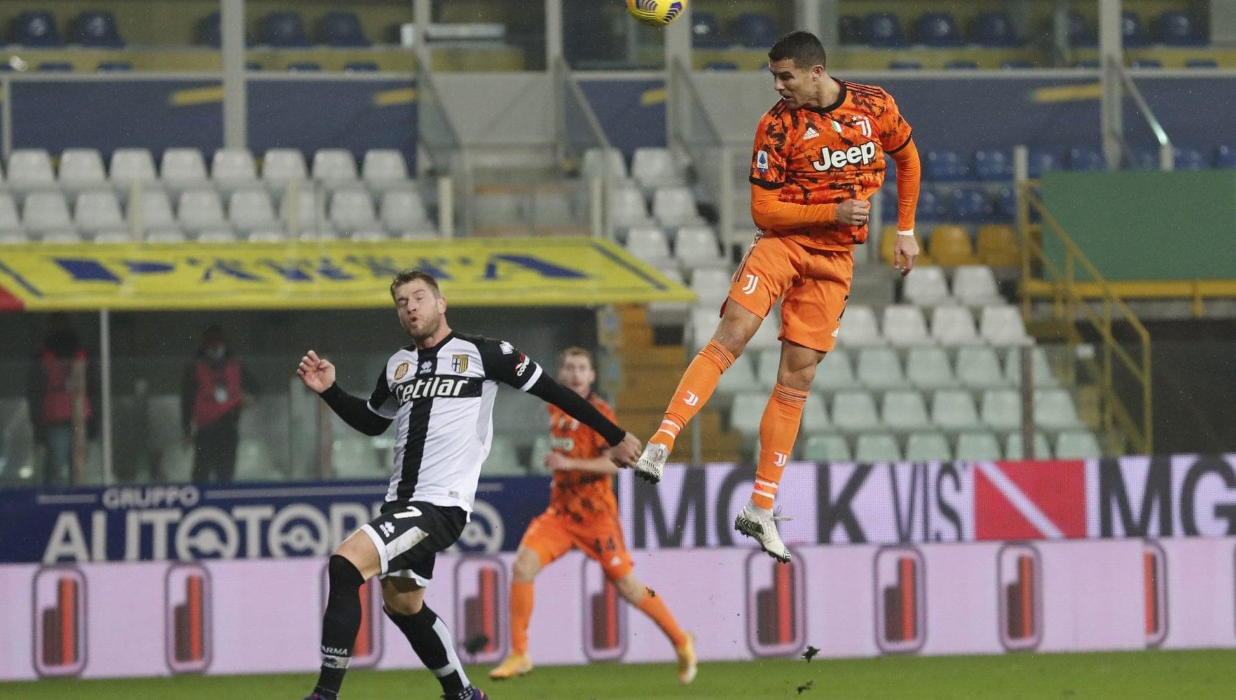 Parma-Juventus 0-4: Ronaldo si riprende subito la scena - la Repubblica