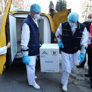 212521699 b0faac92 8692 4540 bf2f c90cba89d6d4 - Vax Day, l'Europa inizia a vaccinarsi. Tra i primi il premier ceco. Poi Spagna e Francia