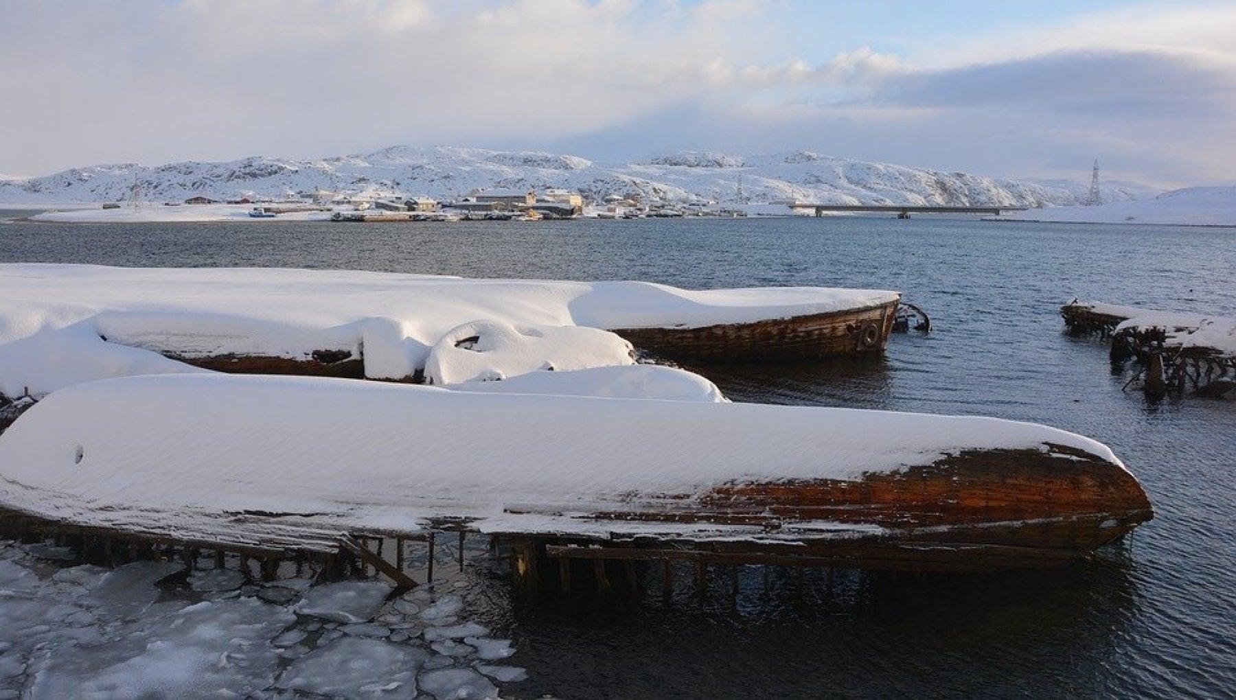 102355935 a0d098b8 c434 4166 820b d9a7e80f45e8 - Russia, 17 dispersi nel naufragio di un peschereccio nell'Artico