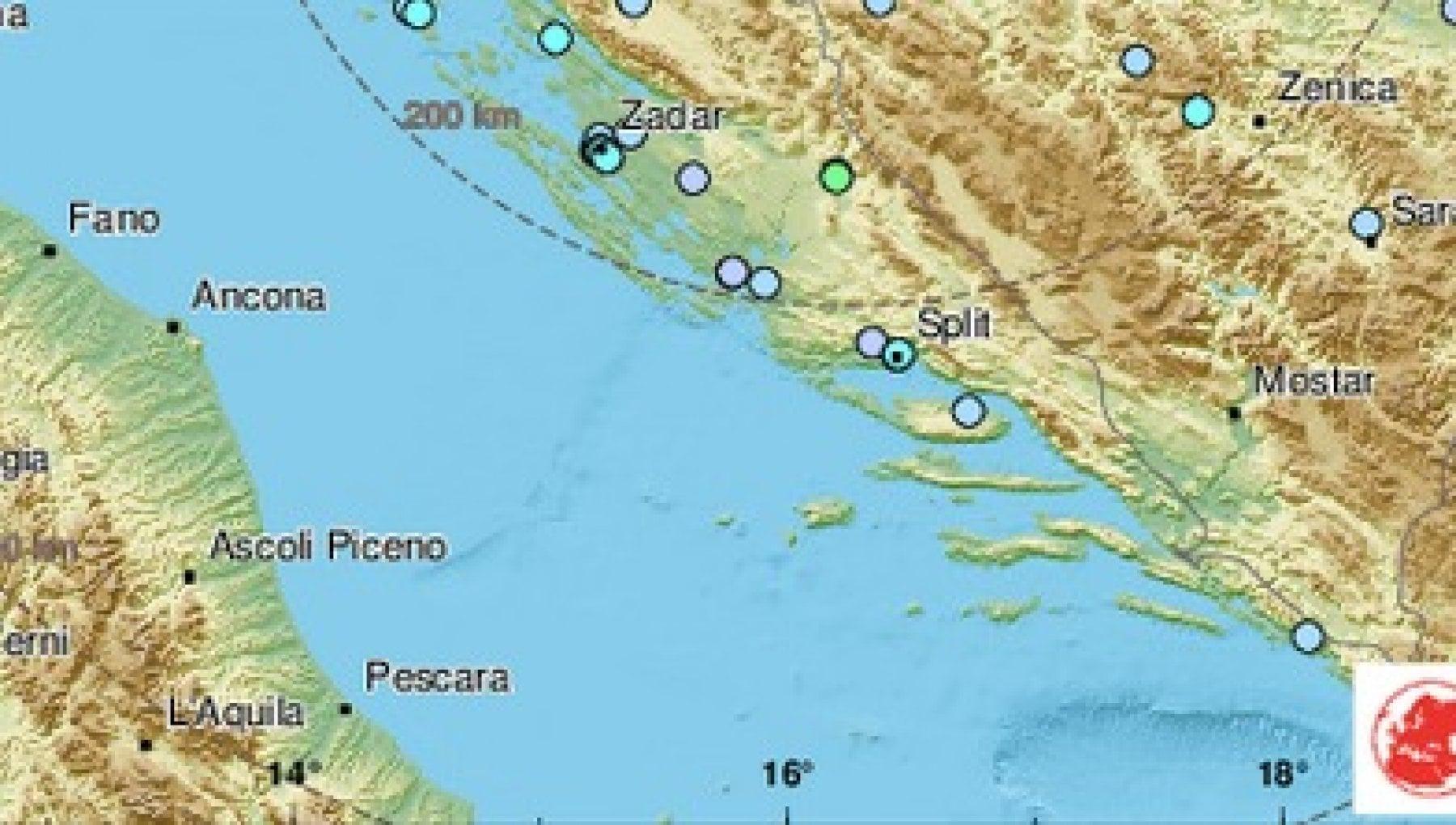 124858746 05d4a8fa 03b1 46f5 8c80 6db932cc020c - Terremoto di magnitudo 6.3 vicino a Zagabria. Edifici crollati. Scossa avvertita in Italia nelle regioni adriatiche