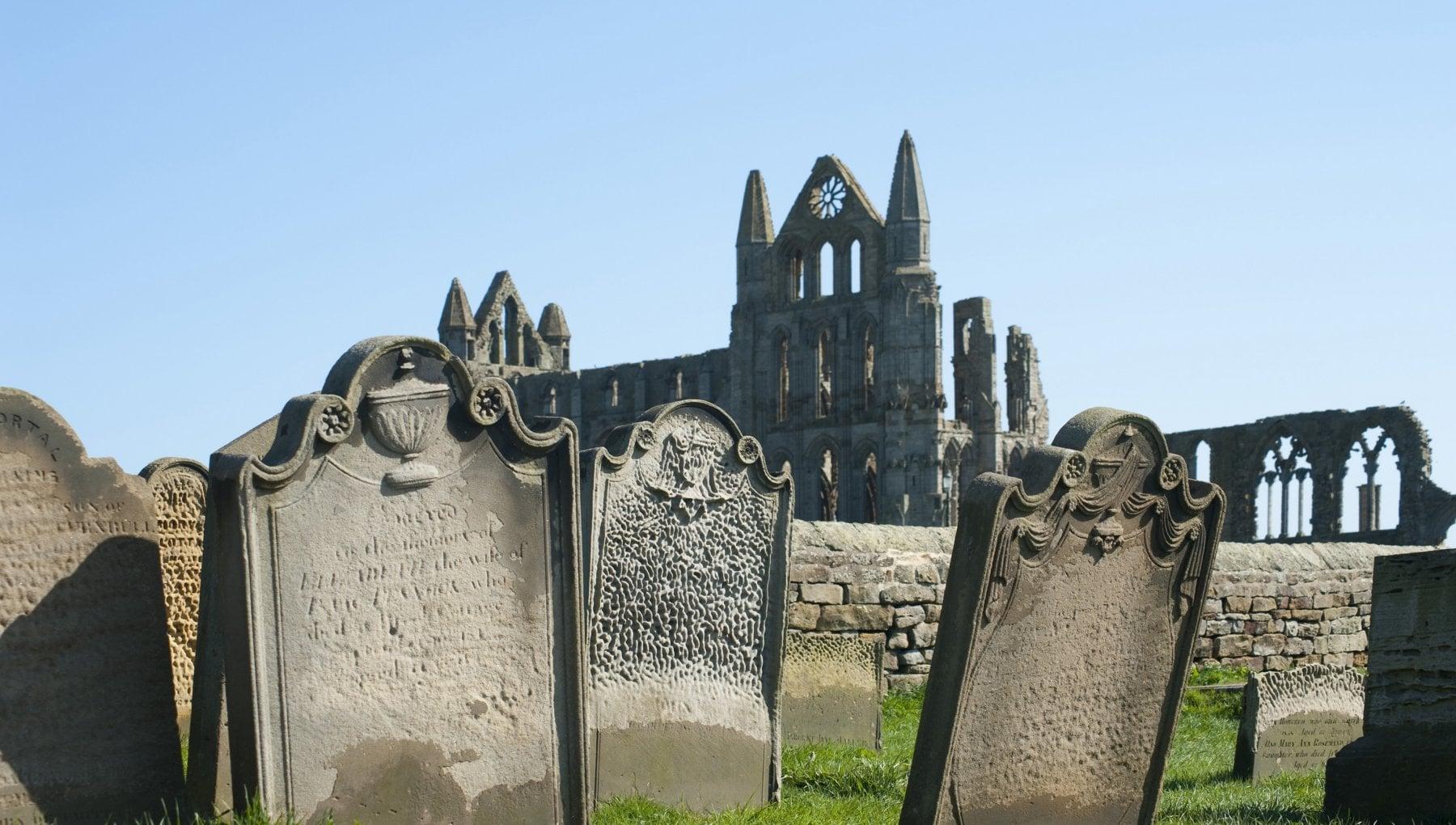 """183909102 448434f5 3dc6 471d 8551 e8b652593c4e - """"Questa non è la tomba di Dracula"""". E il parroco caccia i fan del vampiro"""