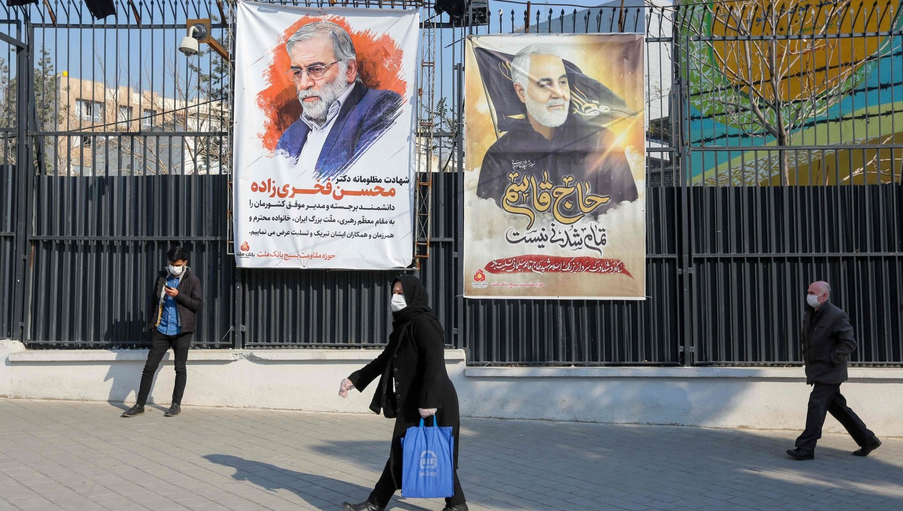 090142226 3b8fe21f 8f30 48e1 8b7e 1023d1b09522 - Nucleare, Teheran minaccia di arricchire l'uranio al 20%