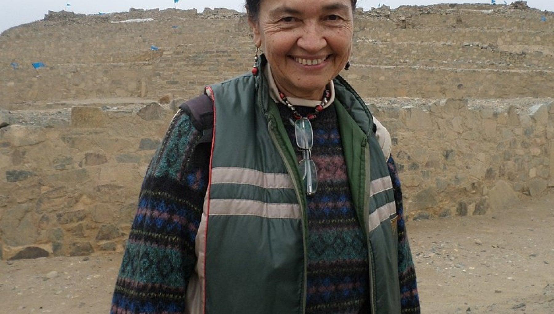 135221170 f35b216e 33a8 4842 9206 fd97df3b38fc - La guerra degli squatter contro l'archeologa simbolo del Perù