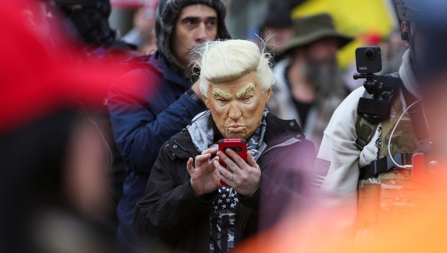 211353140 4682adcd 1f2f 4320 9805 8b95ed2fc0f1 - Audio di Trump: pressioni e minacce per ribaltare il voto delle presidenziali in Georgia