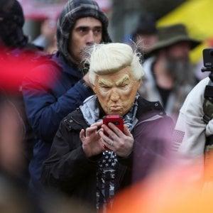 """211353466 95898dfc d0e7 4983 8cad 785714115a1a - Harris: """"Le pressioni di Trump in Georgia sono uno sfrontato abuso di potere"""""""