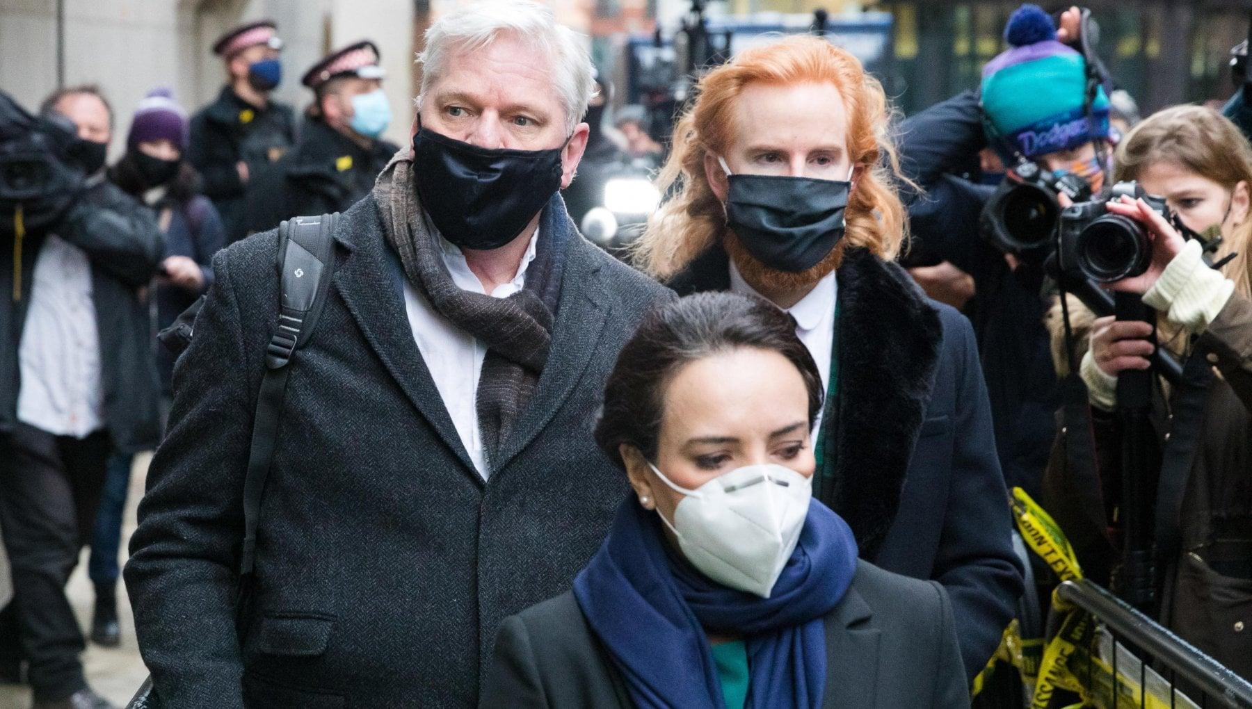 """121847218 0e30f79f 011a 4469 8641 b923c9099c1d - Regno Unito, il giudice nega l'estradizione di Julian Assange negli Stati Uniti: """"Rischio suicidio"""""""