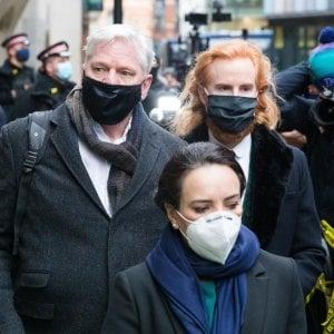 121847616 4607c04f c76b 4f7d 8b0b f75706bc55e0 - Chi è Julian Assange, dalle prime rivelazioni di WikiLeaks al rifiuto della richiesta di estradizione negli Stati Uniti
