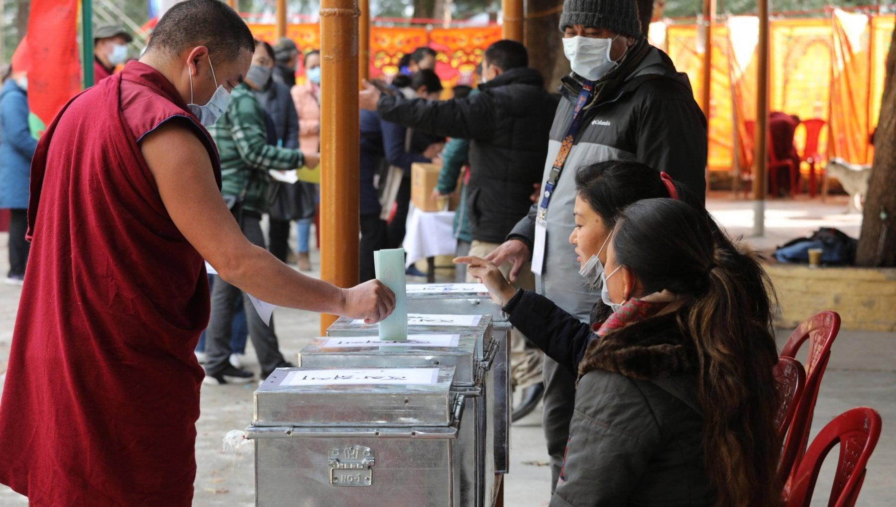 092441670 ecf2553e 0305 4d5a 9356 d28f8ca0738e - L'ombra della Cina sul voto dei tibetani in esilio