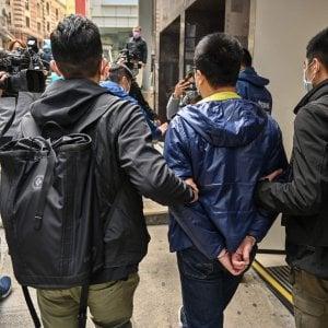 053147288 f4ea1bc1 be29 4f2a 9ca8 e5a89c9fbcea - Hong Kong, l'editore pro-democrazia Jimmy Lai condannato insieme ad altri sei veterani dell'opposizione
