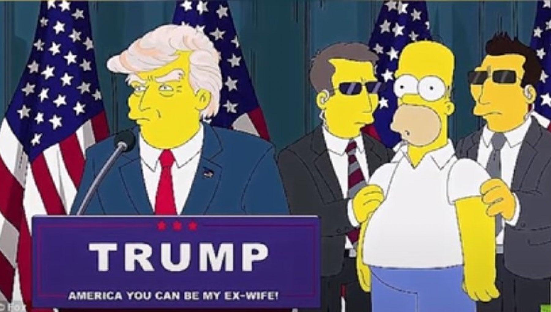 173320308 f921dac0 cce8 40a8 807c 9697ab6f0bfd - Assalto al Congresso Usa: e se i Simpson avessero previsto tutto?