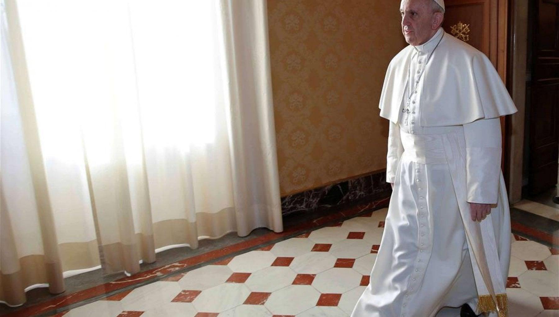 """131015130 4230183c 10da 4ca7 a240 d6d8562c1c34 - Papa Francesco sull'assalto a Capitol Hill: """"La violenza non è mai accettabile"""""""