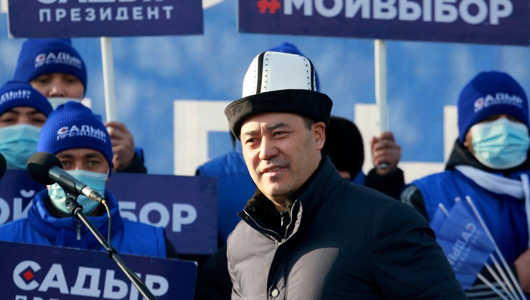 185211905 85f762bd 5d81 4acb 929c c9554a5f22e6 - Kirghizistan, dalla prigione alla presidenza: l'incredibile ascesa di Japarov