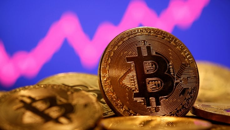 bitcoin calo oggi