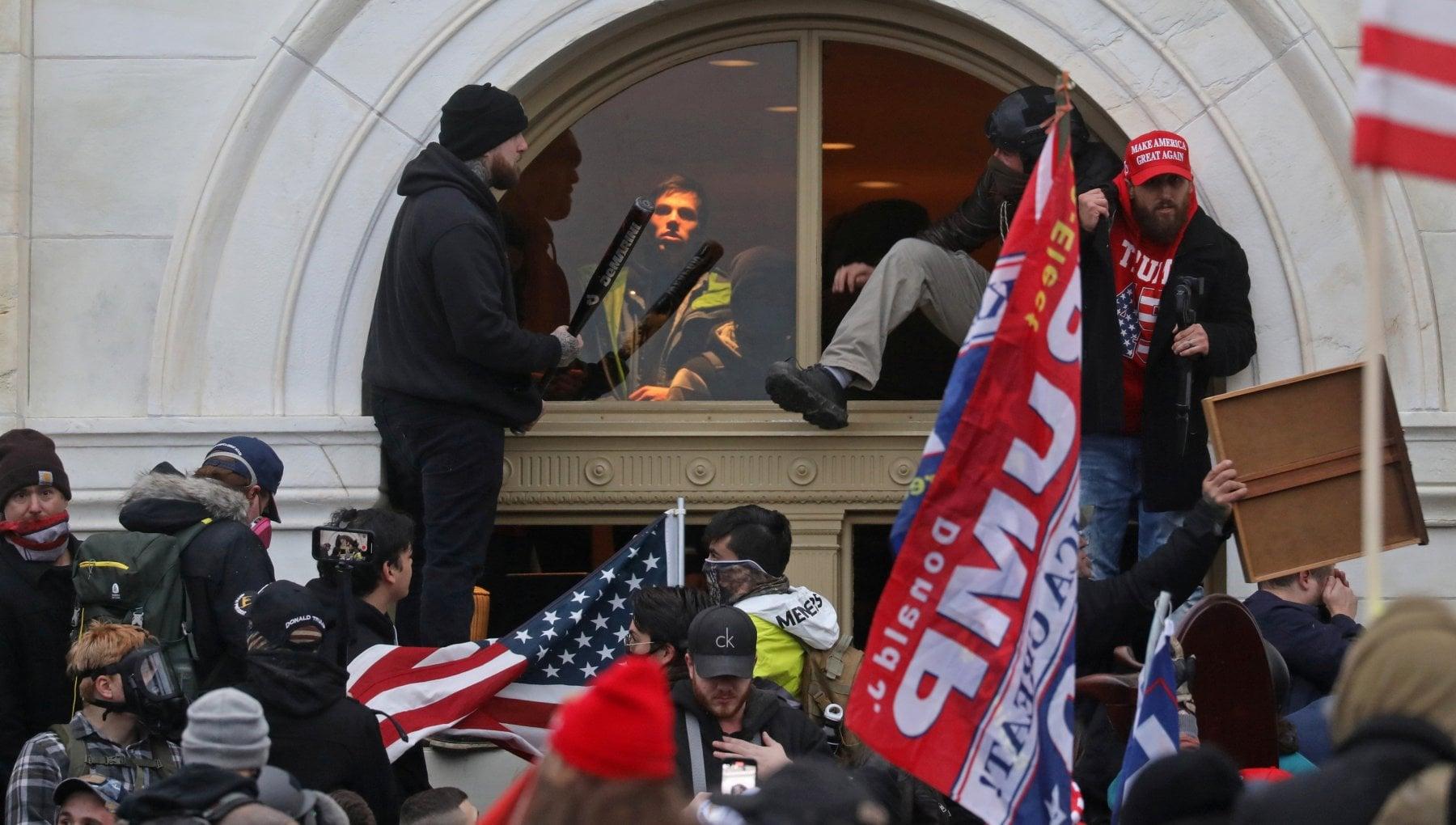 190311489 af1a2f71 9f1a 411e 8723 ee4f640f6c87 - Stati Uniti, l'assedio a Capitol Hill evento superdiffusore di coronavirus: contagi tra i manifestanti e i politici