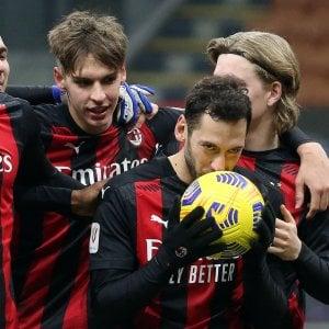 Milan più forte anche se non segna: ma intanto l'attacco sta tornando