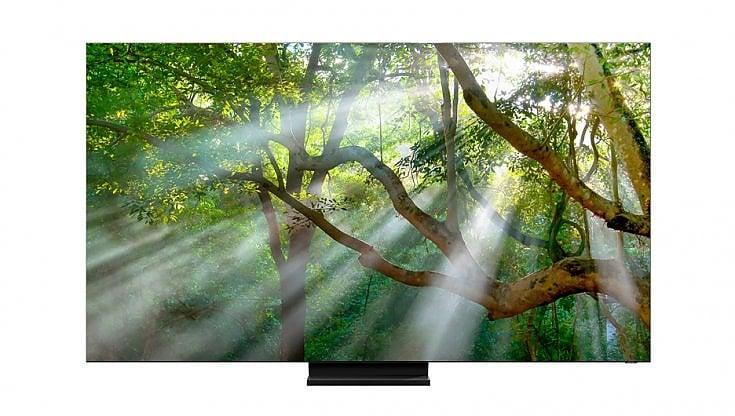 Quel che c'è da vedere nella tv del futuro a 8K