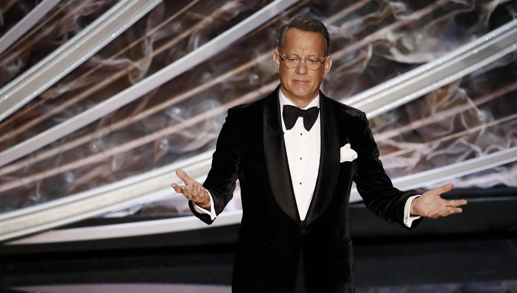 215133554 d6bec954 c90c 4211 9215 f658e4a61fbe - Usa, lo show tv di Tom Hanks per Biden e Harris il giorno dell'insediamento