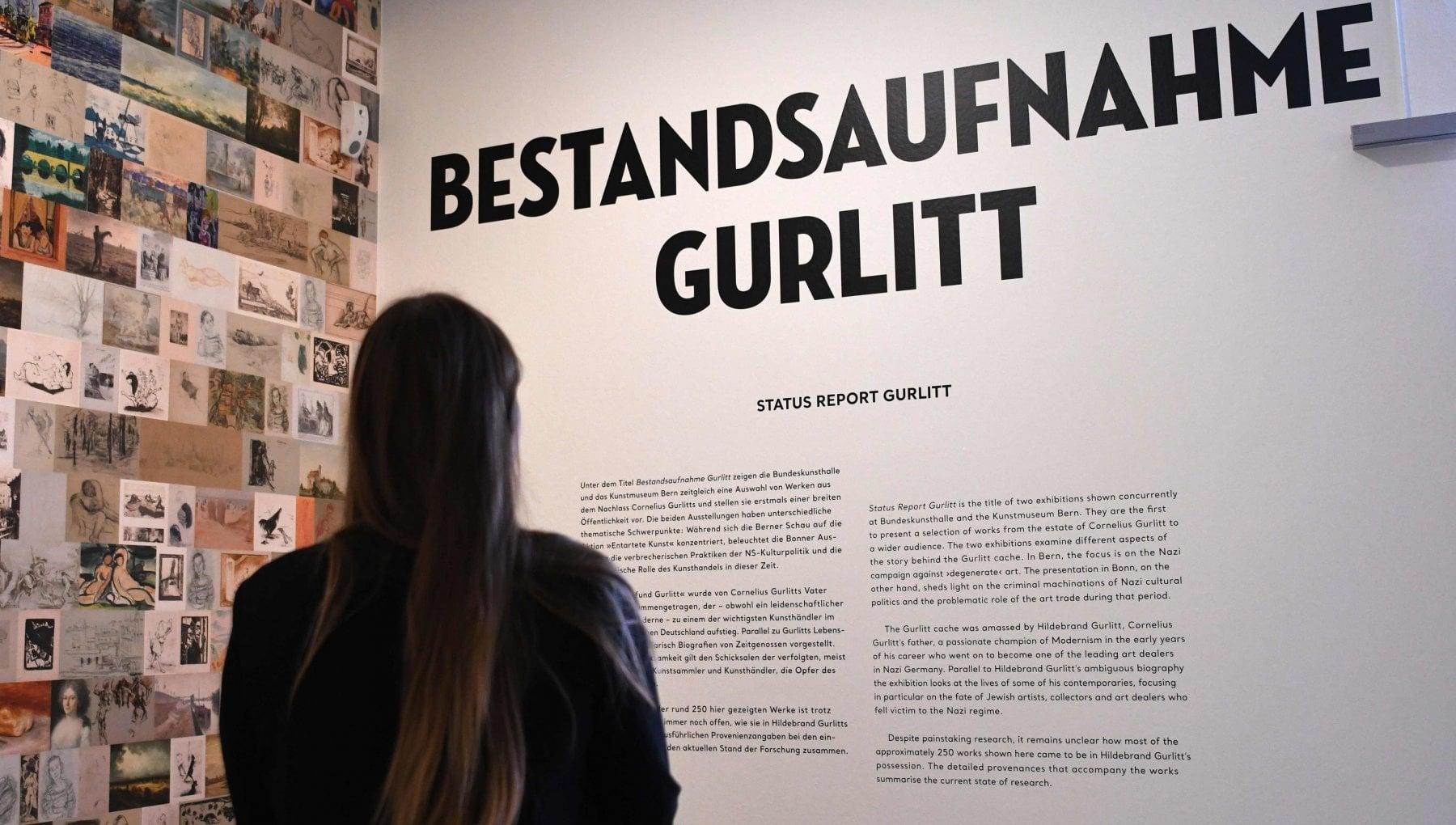 """122611146 948328d0 ffd0 419d 8a60 47622d952933 - Germania, l'arte rubata da Hitler: restituito l'ultimo quadro """"identificato"""" del tesoro di Gurlitt"""