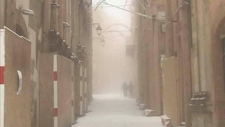 Maltempo, weekend con pioggia vento e neve sulla Penisola