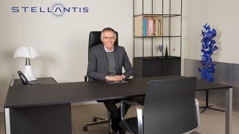 """Tavares: """"Stellantis punterà sull'innovazione. L'Europa non deve avere paura del cambiamento"""""""