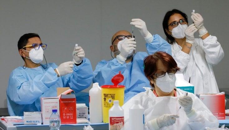 Sono 6.800 i vaccinati con la vera patente di immunità