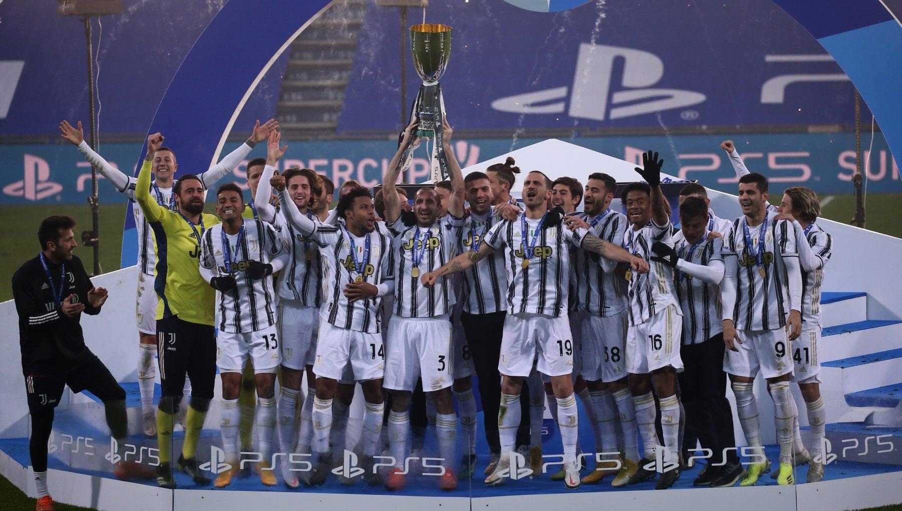 Supercoppa, Juventus-Napoli 2-0: Ronaldo e Morata gol. Insigne, rigore  fatale » Notizie italiane in tempo reale!