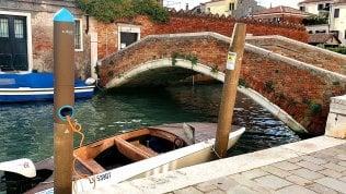 Venezia, dalla palina E-dock il via alla rivoluzione della nautica elettrica