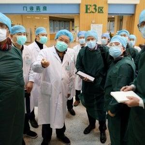 115912189 8d152f2a 3127 433d b371 23bcb1ed1dd3 - Covid, il rapporto dell'intelligence Usa: tre ricercatori di Wuhan ricoverati nel novembre 2019