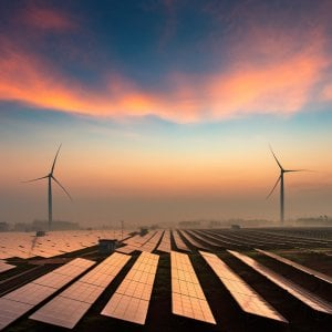 Rinnovabili Ue: sorpasso storico sui combustibili fossili nel 2020